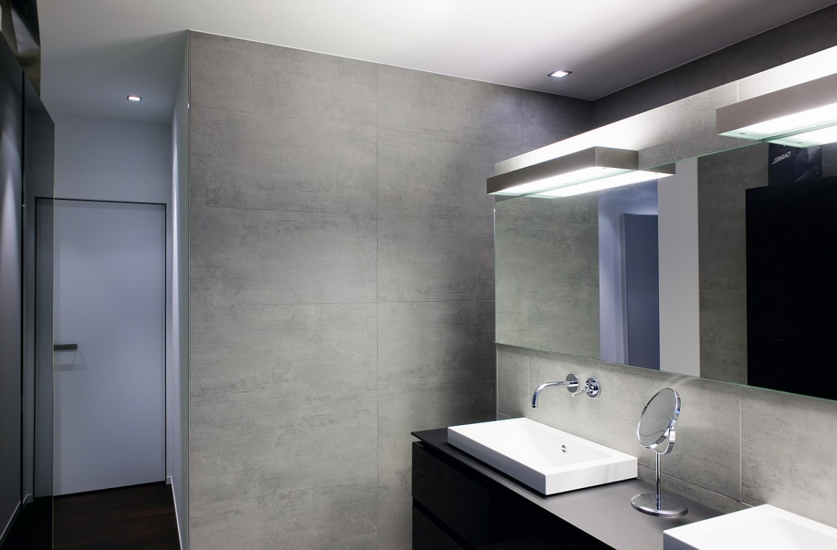 Emejing Verlichting Badkamer Plafond Contemporary - House Design ...