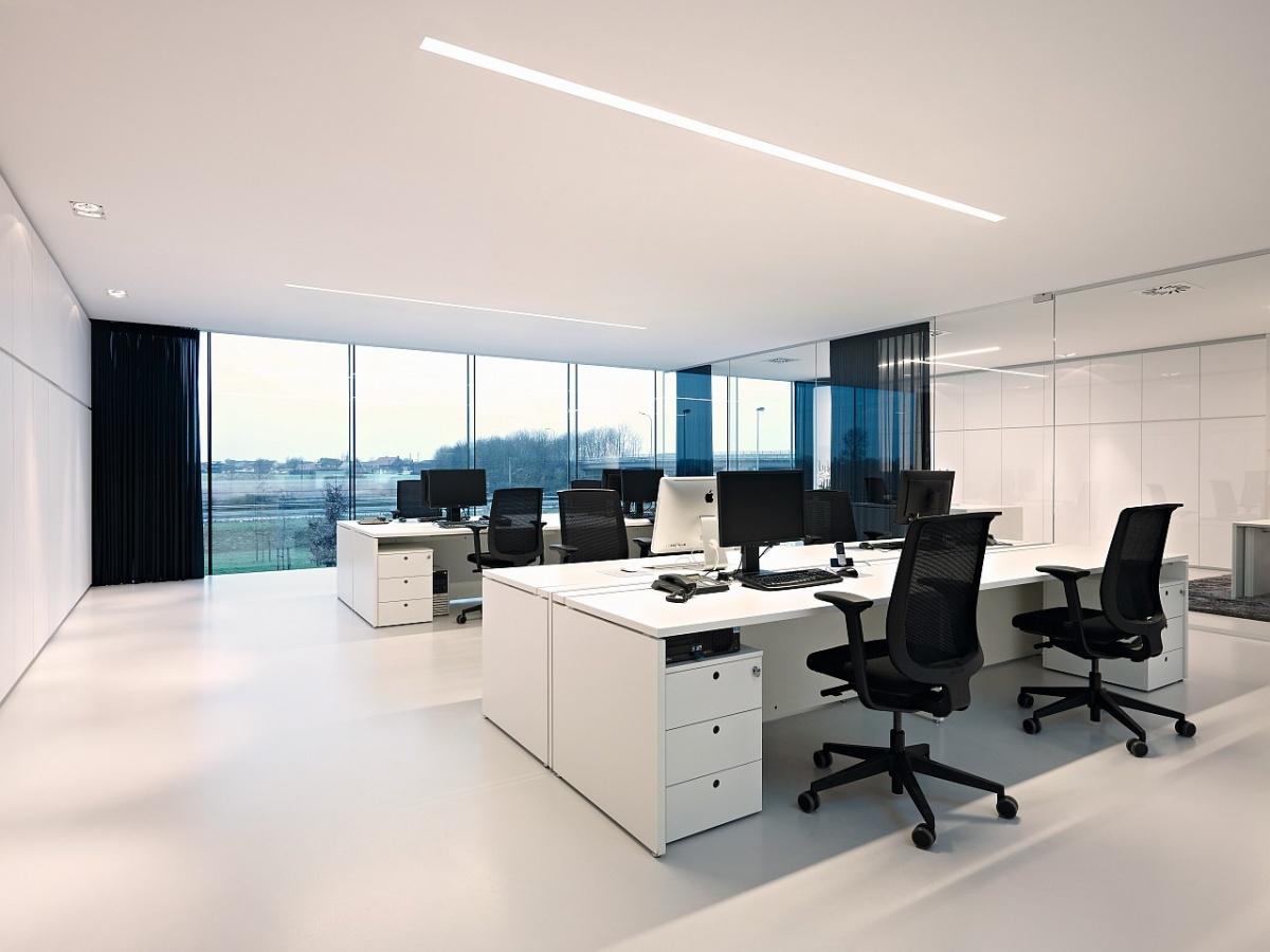 Verlichting kantoor - Winkel kantoorverlichting Mechelen - Licht ...