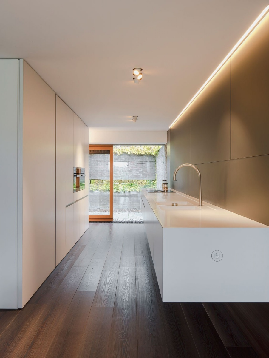 keuken muur lamp