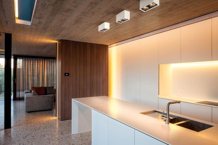 Verlichting keuken winkel keukenverlichting licht for Indirecte verlichting toilet
