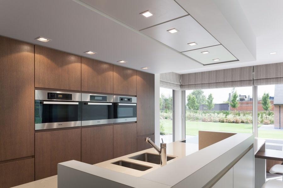 led verlichting keuken plafond