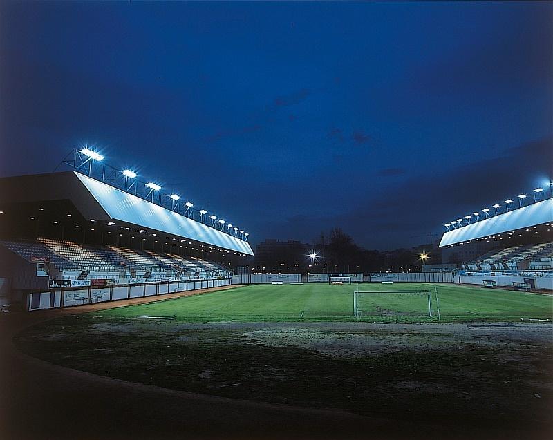 Verlichting sportzaal & -clubs   Binnenverlichting ...